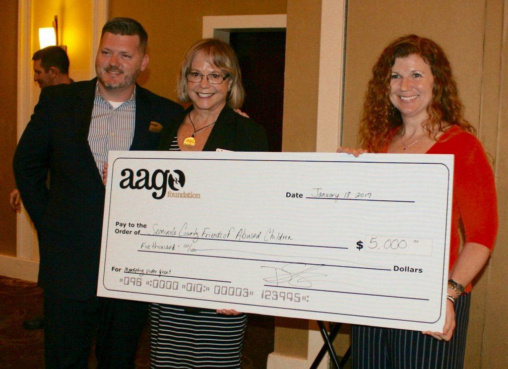 AAGO Donation