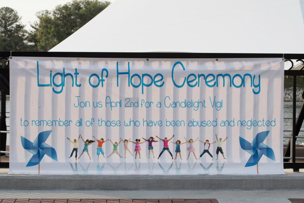 Light of Hope Banner